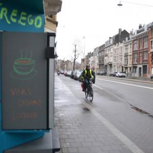 """In Gent gaan de overschotten in de """"Freego"""""""