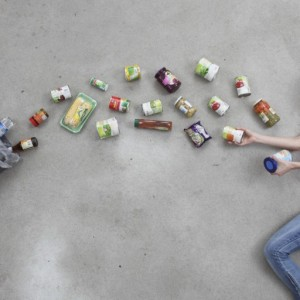 Wasting food is awesome !